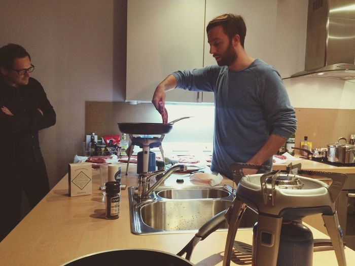 Chef tweedale making it perfect Amaze Creative Amazeknowingmeknowingyou