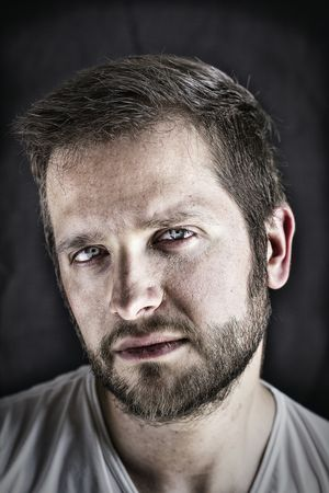 Portrait Of A Friend Sguardi Intensi Uno Sguardo Dice Tutto! Portrait Portraiture Blue Eyes Eyes Are Soul Reflection Look Me In The Eyes EyeEm Best Shots - People + Portrait Ritratti