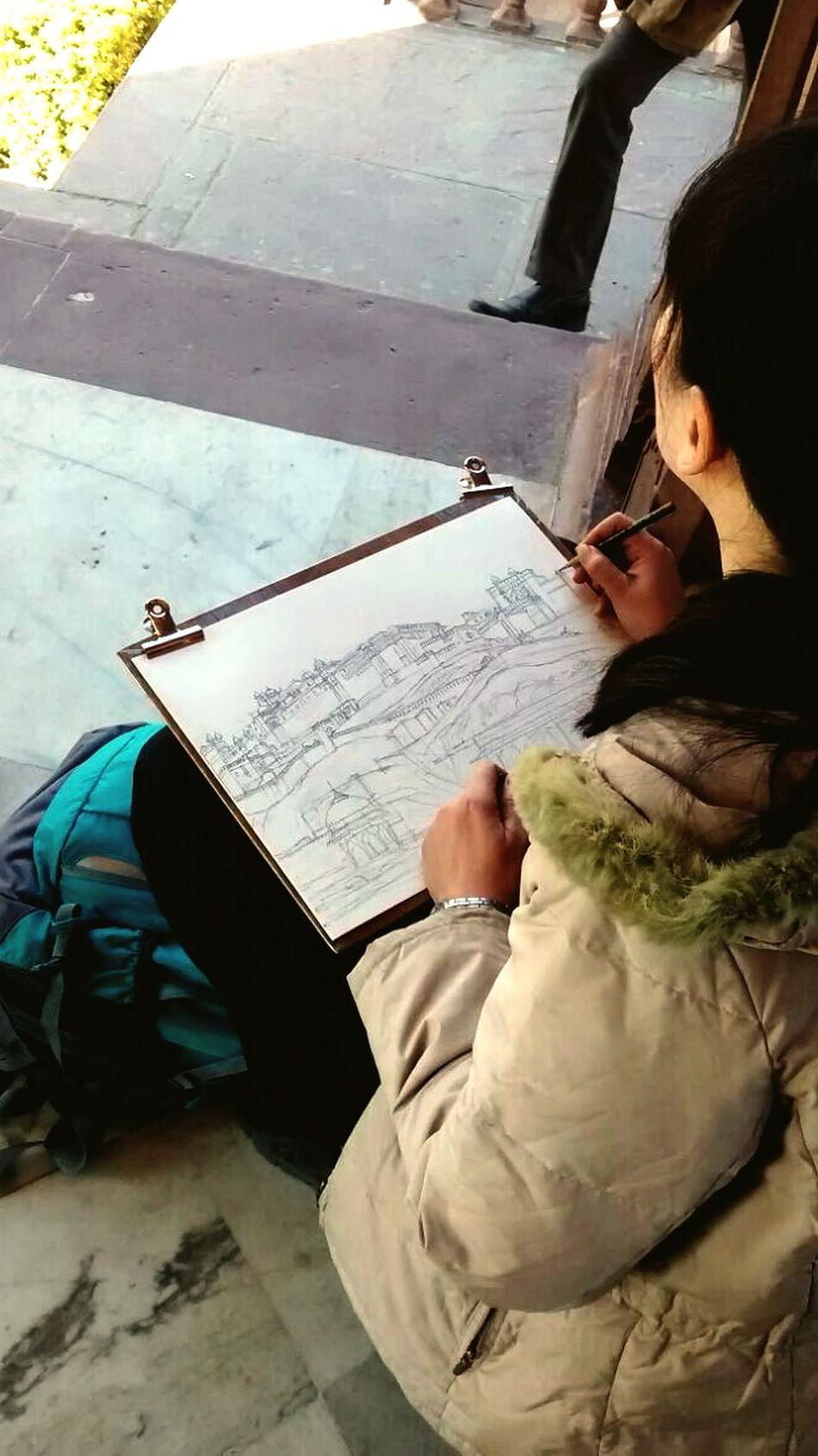 True art.. Noedit #nofilter #notneeded Pure Talent Street Art