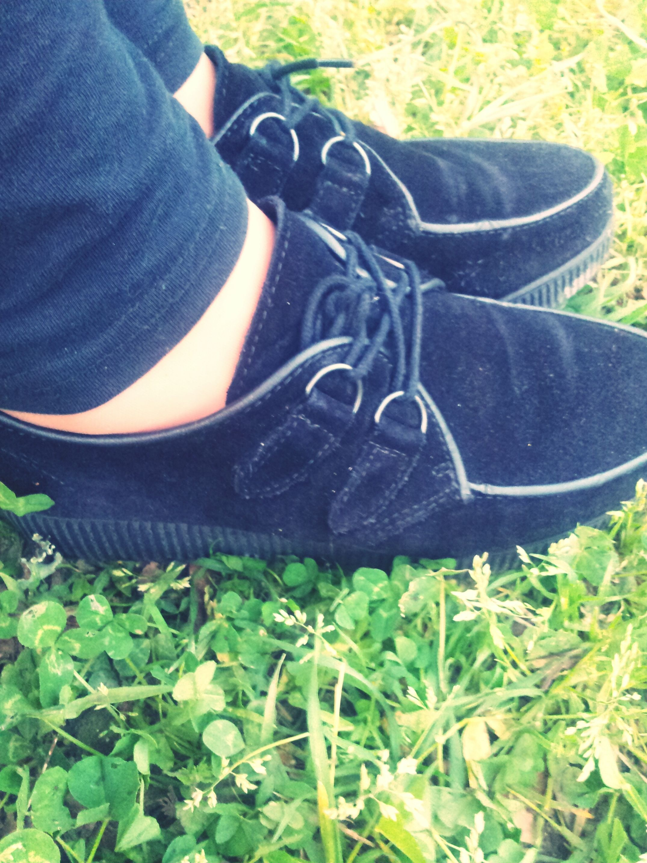 Creepers On My Feet. Love Shoes