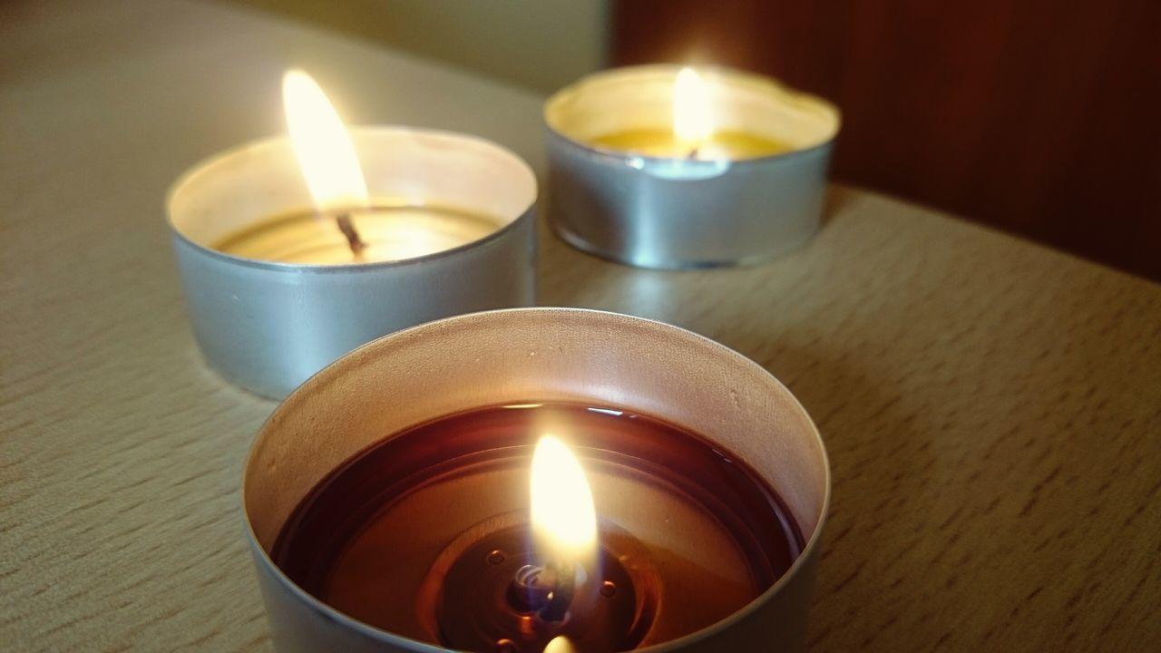 Candle Candlelight Heat - Temperature Wax Close-up No People Flame Burning Indoors  Candle Light Luminosity Illuminated