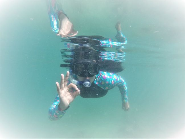 I am OK! :D Adventure Exploration EyeEm Best Shots Eyeem Philippines Gopro Leisure Activity Lifestyles Ok One Person Puerto Princesa City Palawan Philippines Real People Snorkeling Starfish Island Swimming UnderSea Underwater Water Young Adult Art Is Everywhere