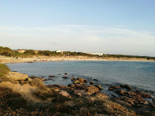 Calasetta Water Sant'antioco Sea Nature Seascape Sulcis Summer Isola
