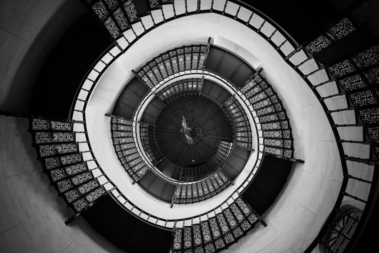 Welcome To Black Spiral Staircase Railing Architecture Built Structure Spiral Staircase Steps And Staircases Indoors  People Day Burg Granitz Granitz Burg Granitz Staircase Perspective Staircase To Heaven Stairways Art Is Everywhere Art Is Everywhere