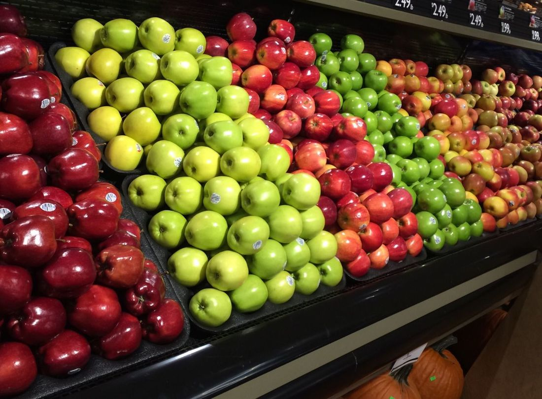 Eat More Fruit Alot of choices