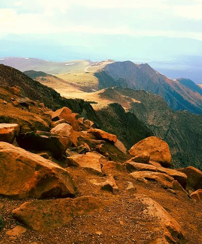 Atop Pikes Peak. Pikes Peak Summit Pikes Peak Highway Pikes Peak Colorado Photography Colorado Mountians Majestic Nature The Great Outdoors - 2017 EyeEm Awards