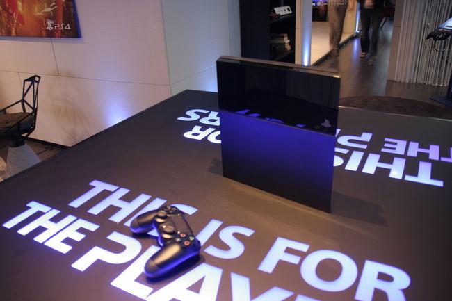 Nisute Europe Playstation Playstation 3 Playstation 4 Press Photography Sony A6000