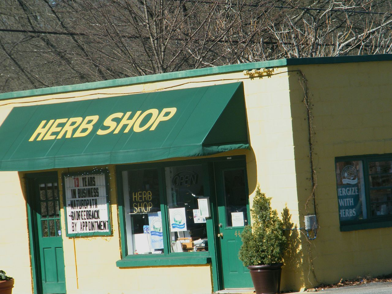 Herb Town Smallshop