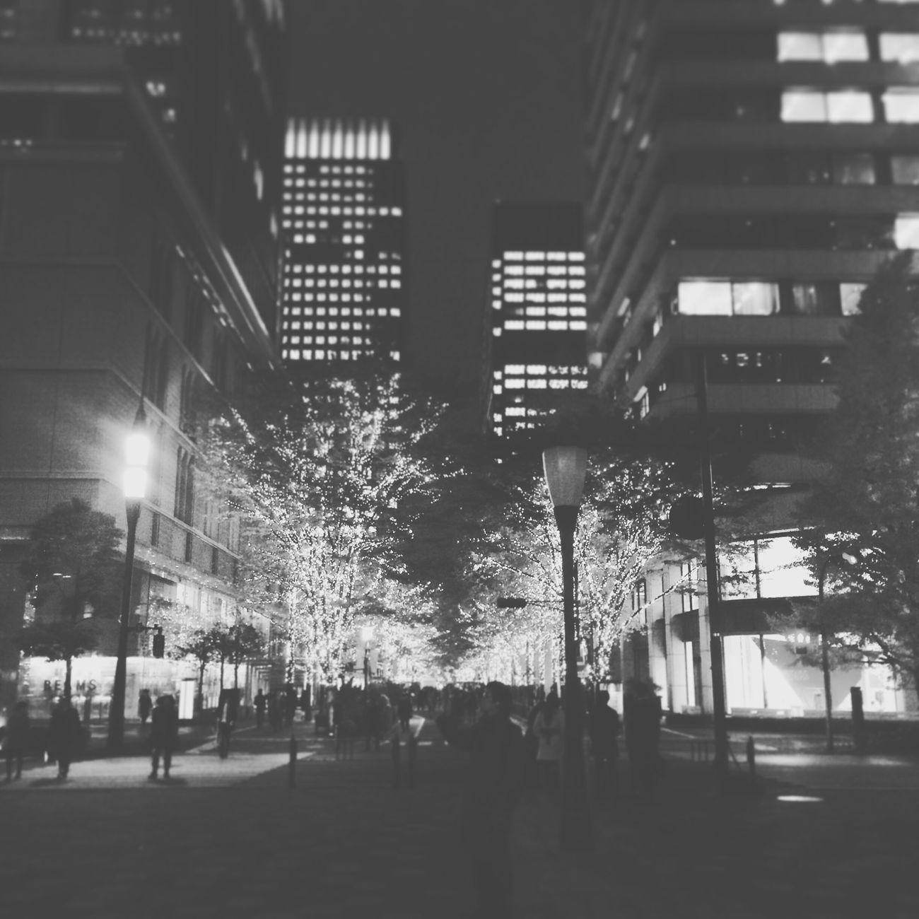 at Tokyo station Tokyo Night First Eyeem Photo