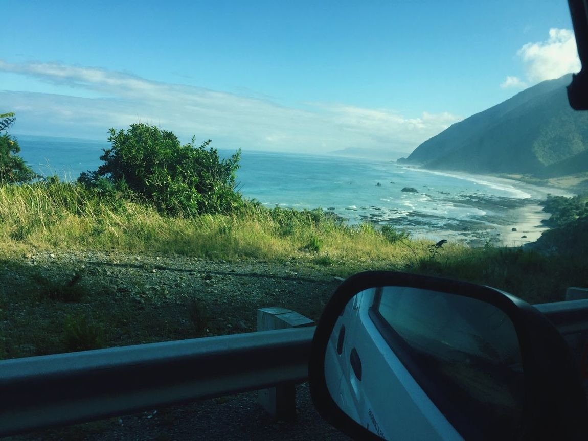 New Zealand Driving Coast Coastline Amazing The KIOMI Collection Taking Photos Reise Reisen Traveling Travel Travelling New Zealand Scenery Sea Wanderlust South Island Beautiful Beautiful Nature Nature
