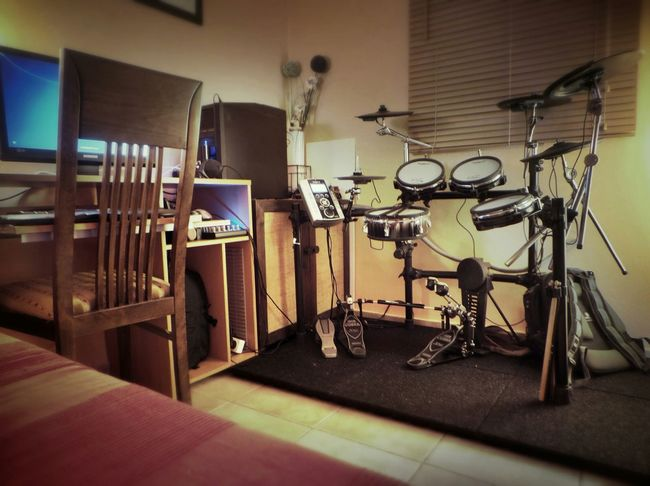 Home Drums Roland Vdrums Drumkit