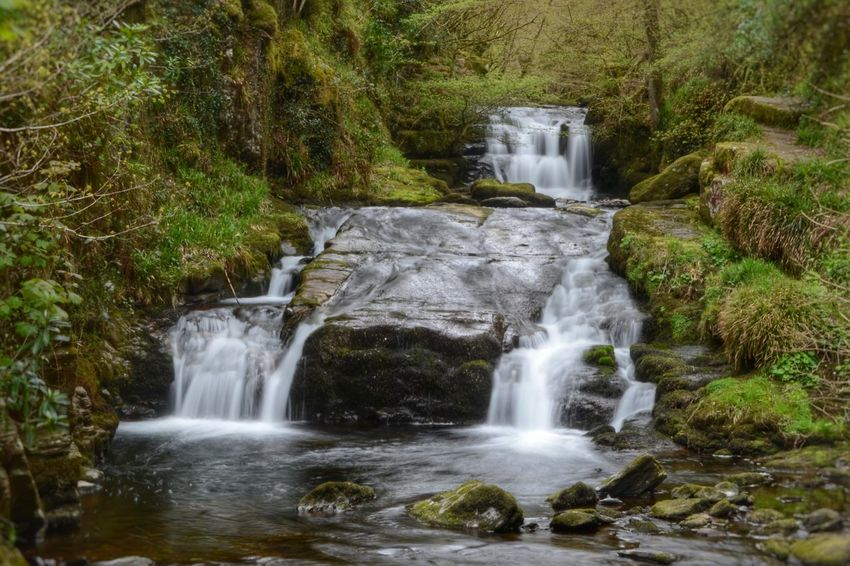 Adventure Devon Explore Forest Landscape Long Exposure Lynmouth Motion Nature Nature Outdoors River Scenics Slow Shutter Travel Walk Waterfall Watersmeet EyeEmNewHere