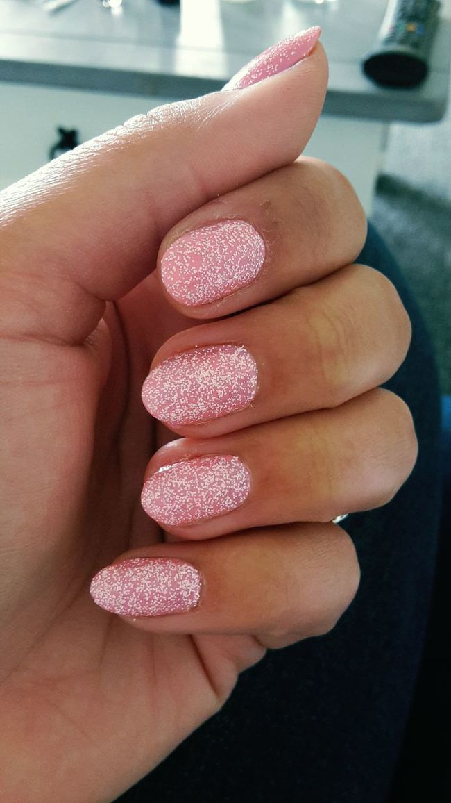 Candy Sprinkle Nails