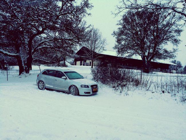 Audi A3 Schloss Möhren