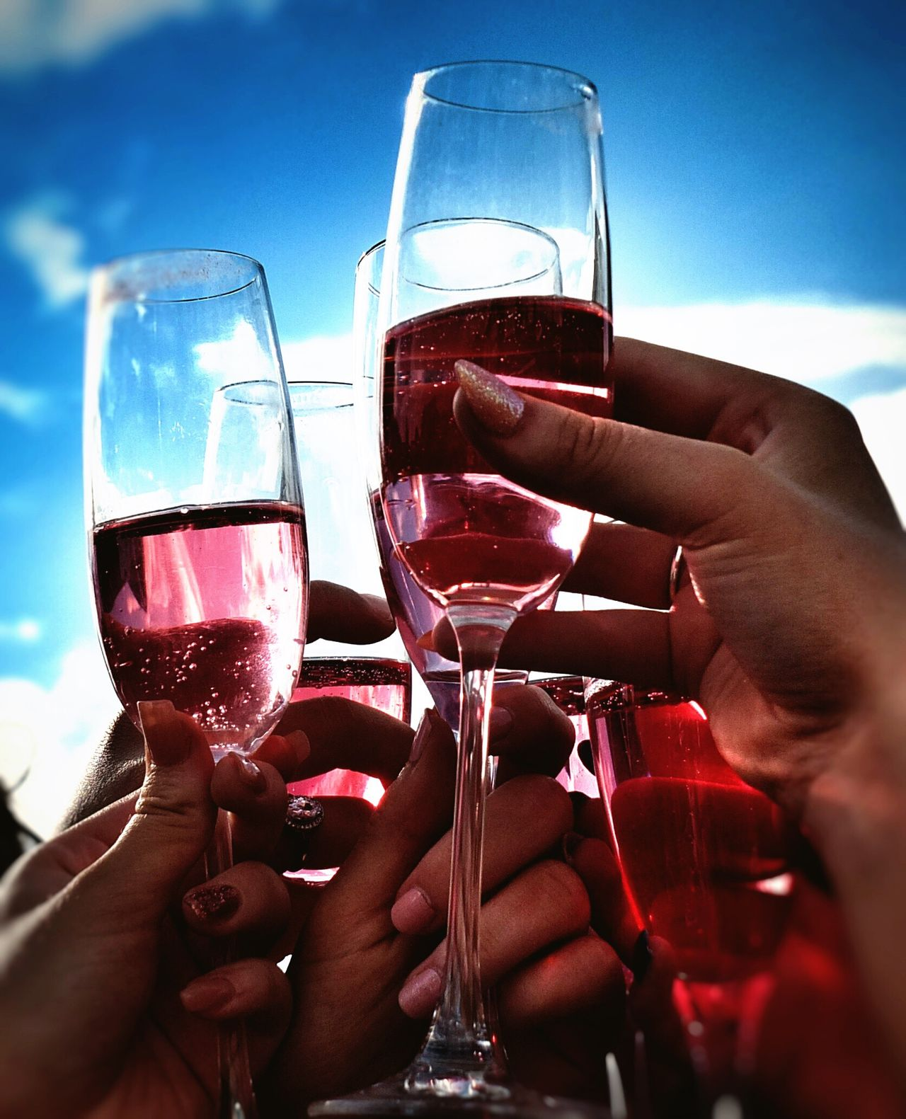 Celebration Prom Summer Champagne