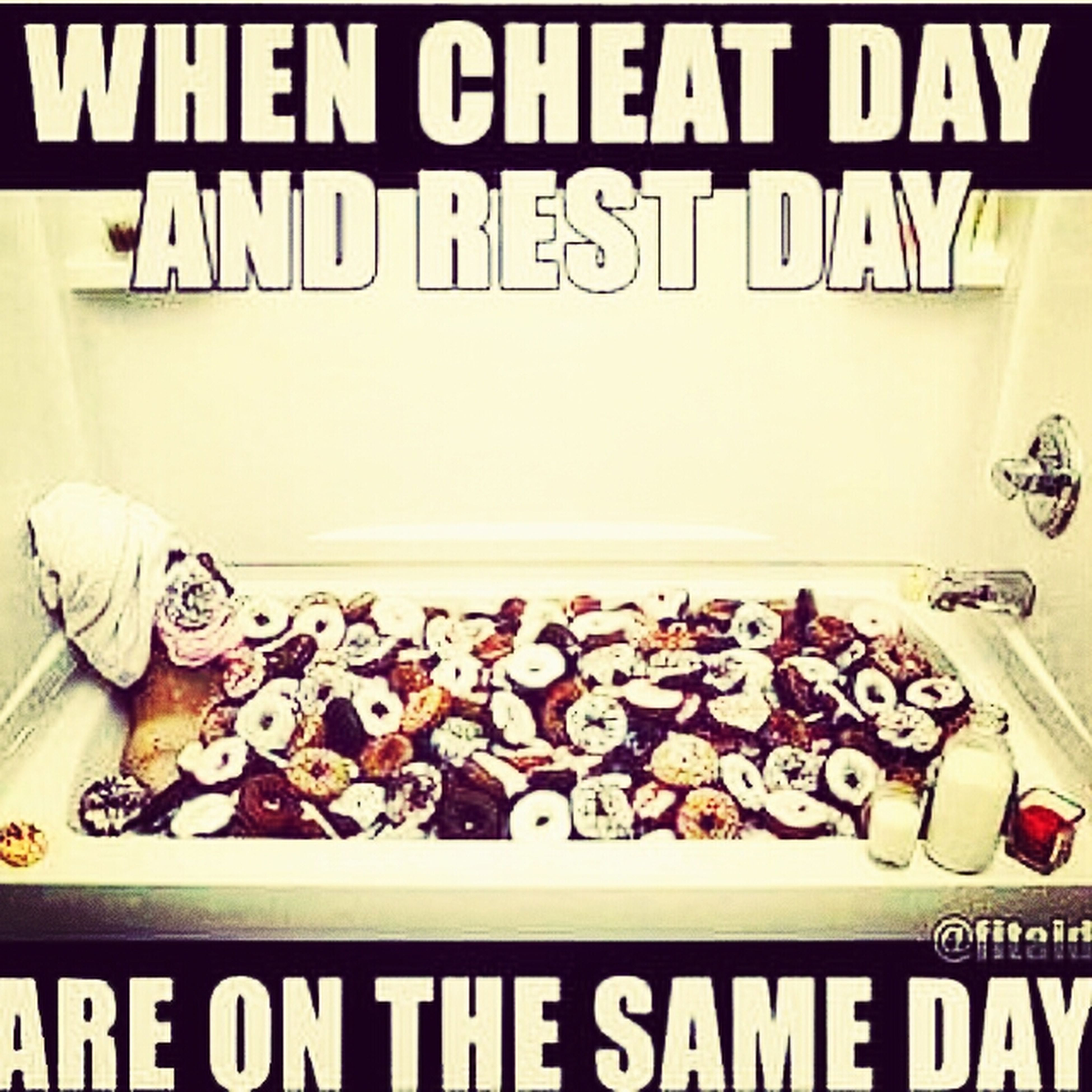 🍨🍧🍦🍹🍩🍩🍰🍪🍫🍬🍭🍔🍟🍕🍝🛀🛀🛀 Cheatday Lovecheatday Fitness Body & Fitness #fitnessmotivation