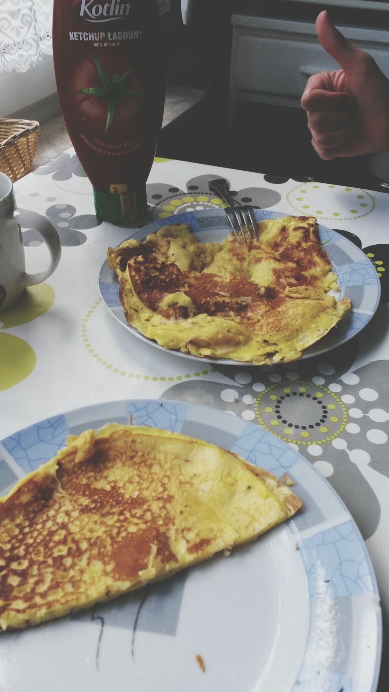 Sniadaniemistrzow Omlet Yummy Hahaha