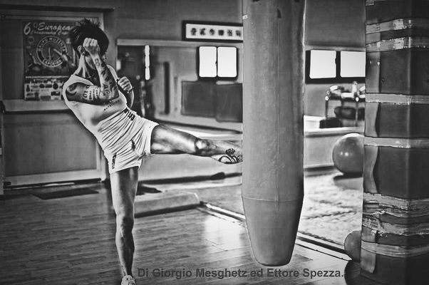 gym! at Kick! by Tania Antonini