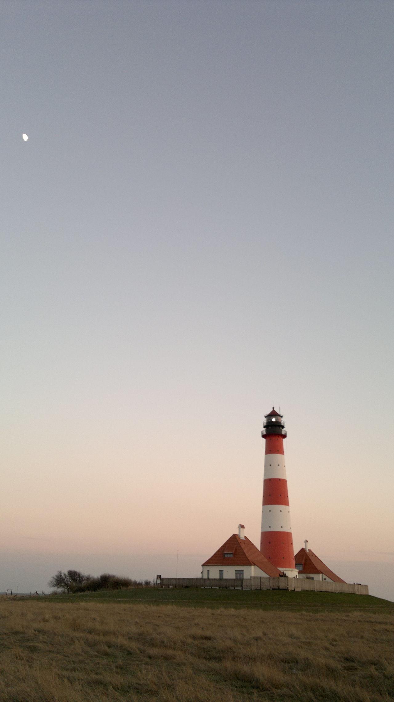Lighthouse Eiderstedt