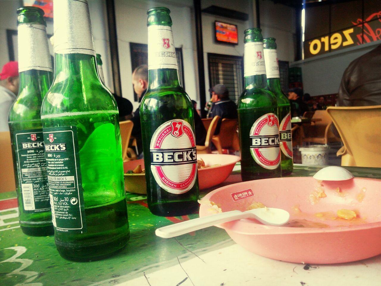 German beer for everybody. Beer Bahja