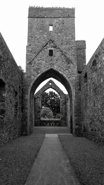 Arch Architecture Built Structure Carlingford Church Historic Ireland Ireland_gram