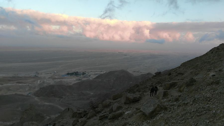 The highest summit in the red Sea mt Outdoors Sunset Social Issues Nature Beauty In Nature No People Mountain Scenics Tree Day Sky First Eyeem Photo