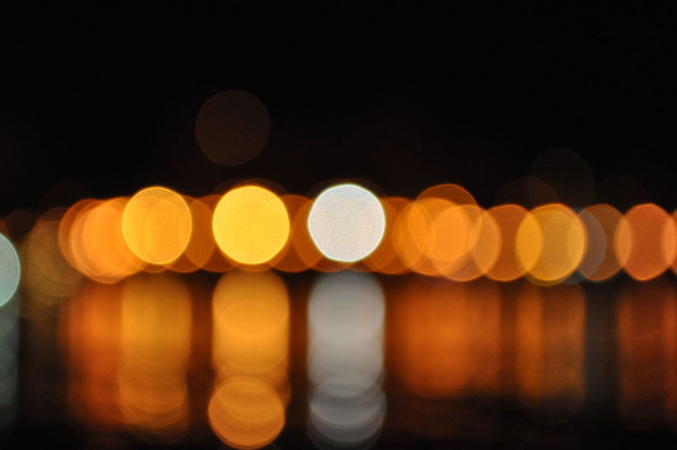 Arancione Bokeh Bokeh Lights Bokeheffect Lights Litorale Love Red Lights Rosso City At Night
