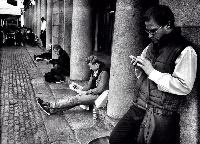 Modern times. Streetphotography_bw Eye4thestreets Fortheloveofblackandwhite AMPt - Street