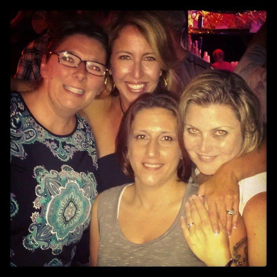 My Sodus ladies and I!! Friends Summer Satnight drinks laughs happy love instagram igers instagramers instagreat