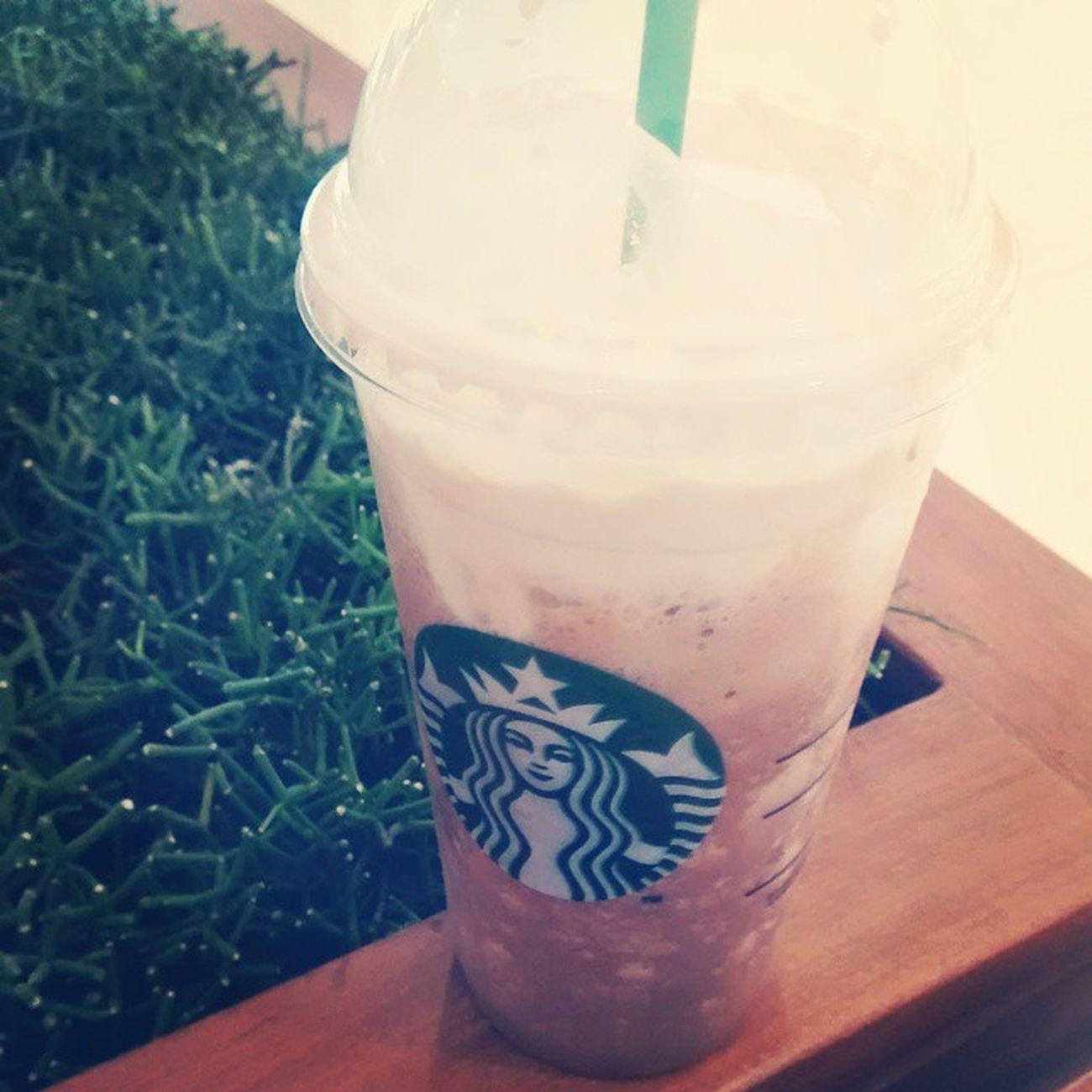 Starbucks Mocha Frappucino Coffee Coffeelover Instacoffee