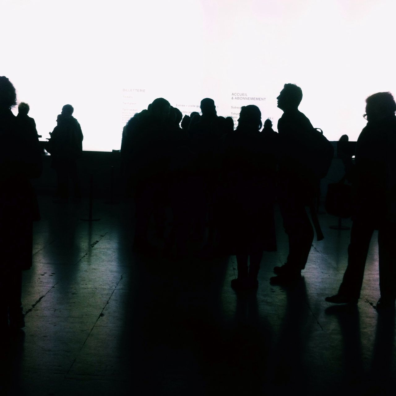 The Crowd Exhibition