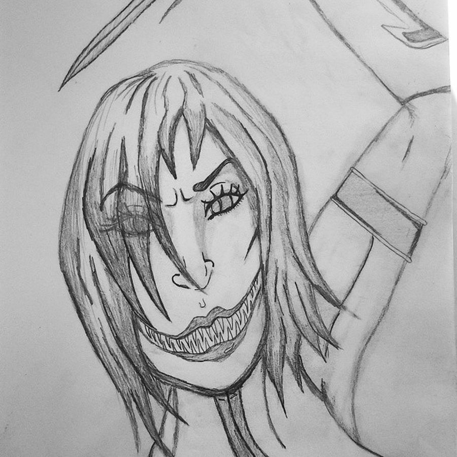 Shes coming. . .Mileena Mkx Sketches Drawings Fanart WhosNext