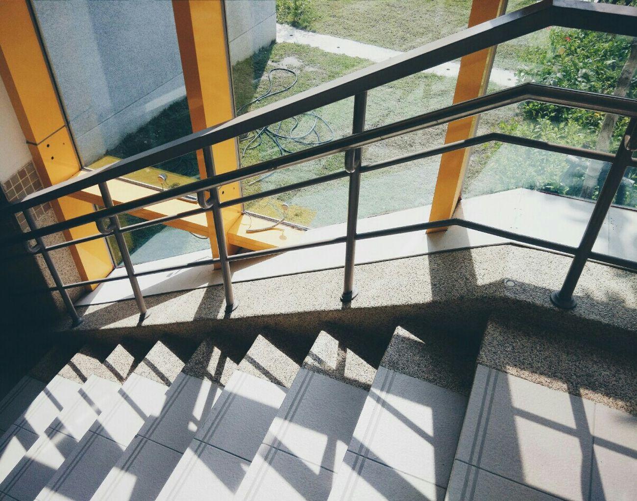 Taking Photos Shadows & Lights Light Stair