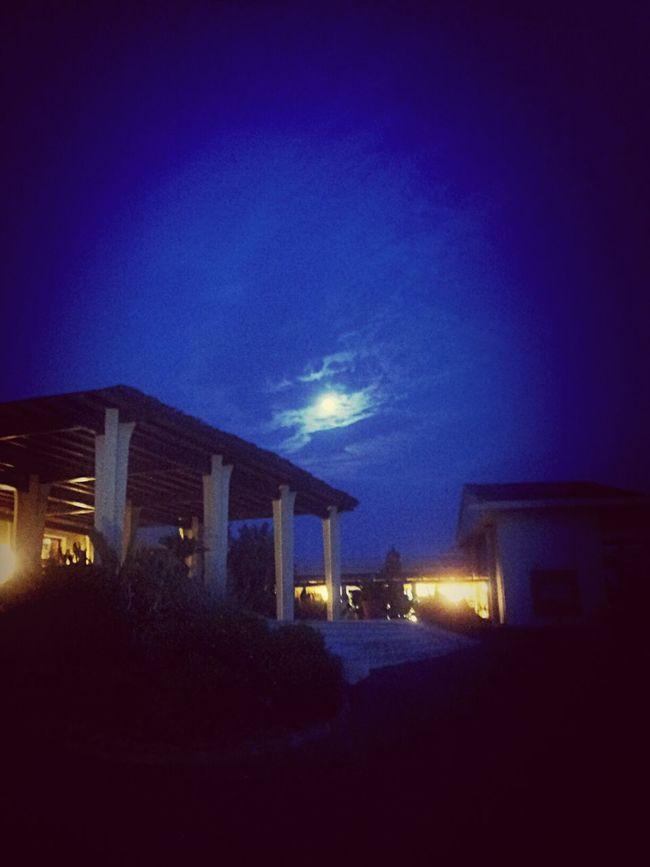 Edenvillage Moonlight Moon Enjoying Life