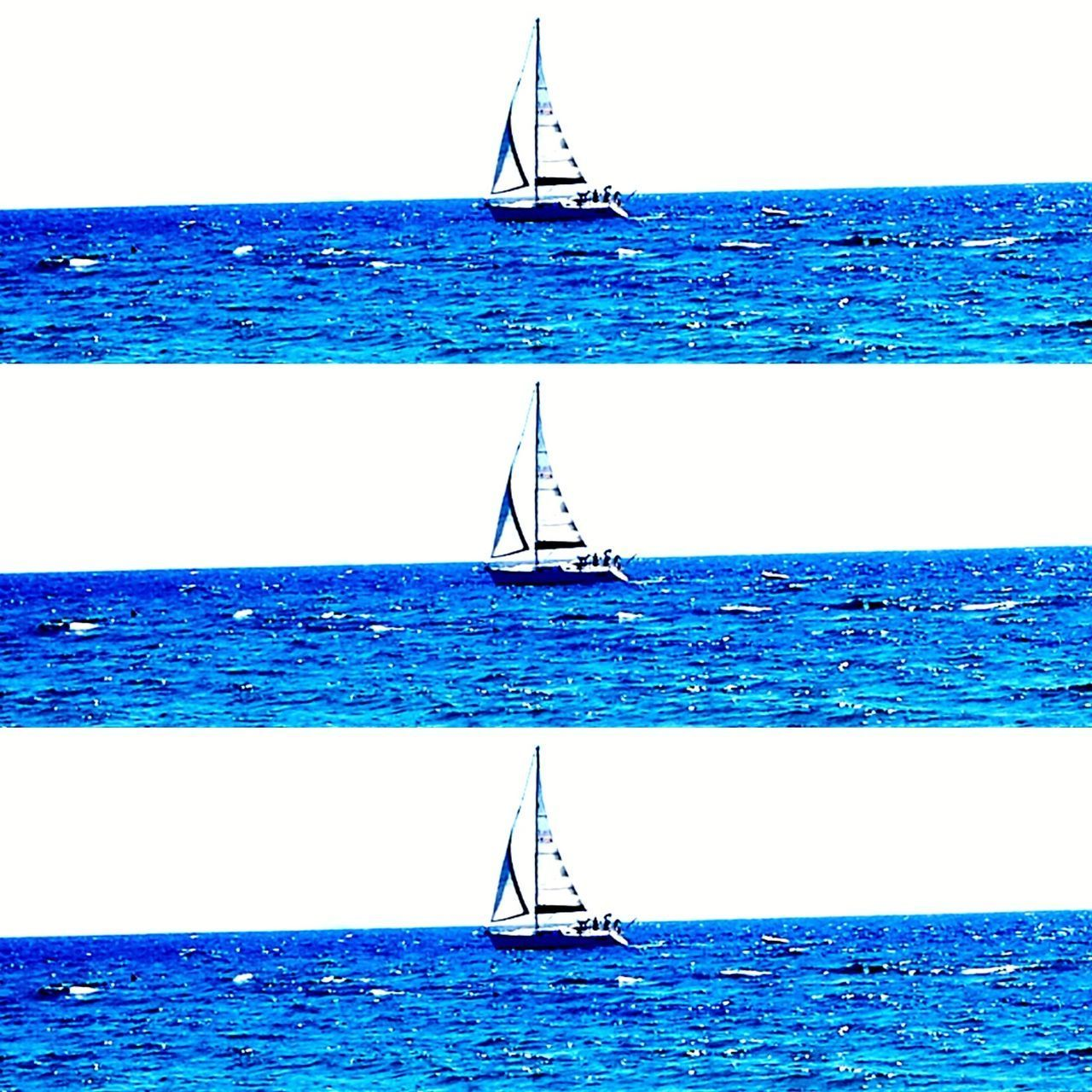 sea, nautical vessel, water, horizon over water, sailboat, sailing, boat, ship, mast, day, sailing ship, outdoors, transportation, scenics, waterfront, nature, beach, no people, rippled, yacht, tranquility, tranquil scene, beauty in nature, blue, vacations, sky, tall ship, yachting