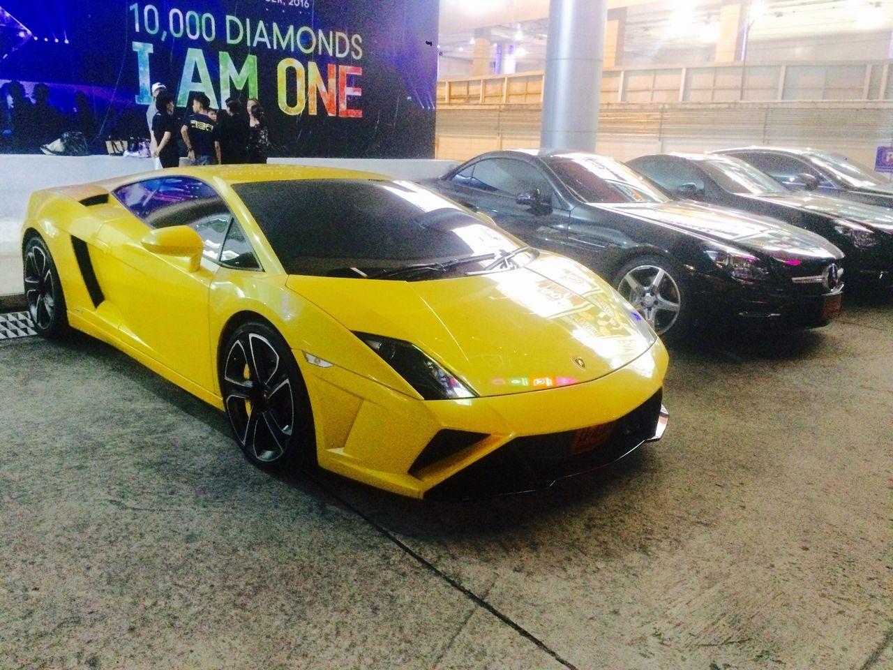 Lamborghini Car Yellow Lamborghini Supercars