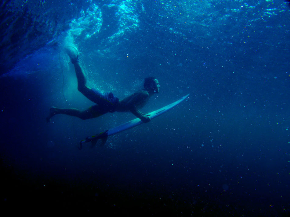 Me bellow the the reality. Adrenaline Aqua Blue Blue Water Bluewater Boy Deep Duckdive Freedom GH4 Man Ocean Panasonic  Sea Spontaniouscaptures Surf Surfing Swimming UnderSea Underwater Water