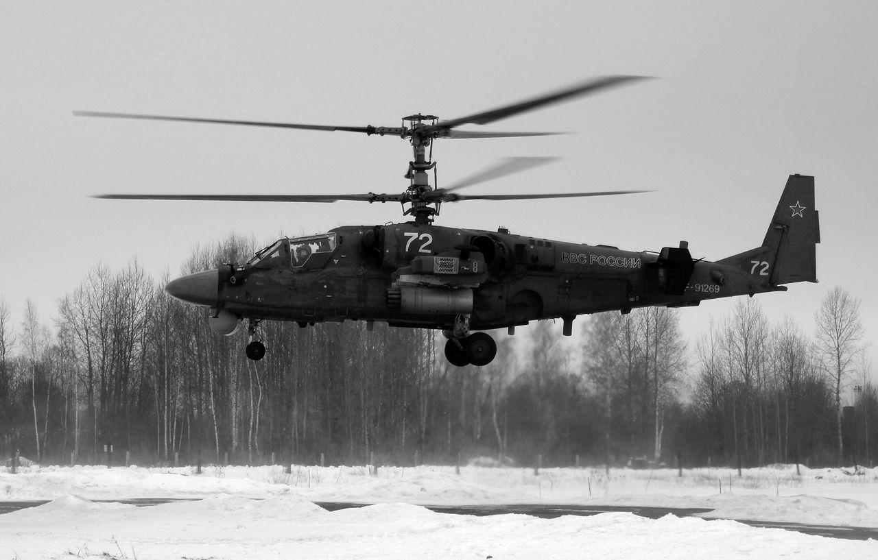 Army Aviation Helicopter Military Russia ВВС Вертолет КА-52 Россия