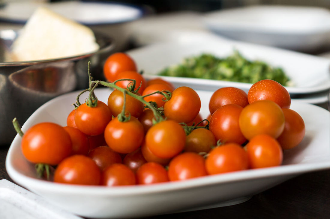 Tomatoes Tomatoes Up Close Red Color Bowl Close-up Day Focus On Foreground Food Food And Drink Food Stories Freshness Healthy Eating Indoors  No People Plate Tomato Vegetable