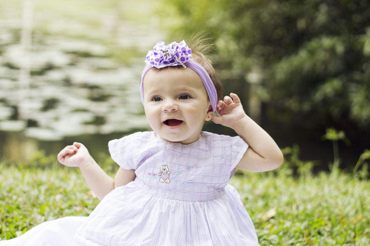 Beautiful stock photos of dress, Baby Girls, Babyhood, Beautiful, Caucasian