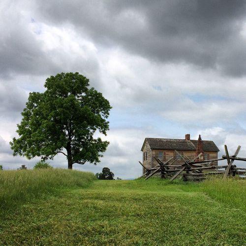 Homestead -- Historic Farmhouse