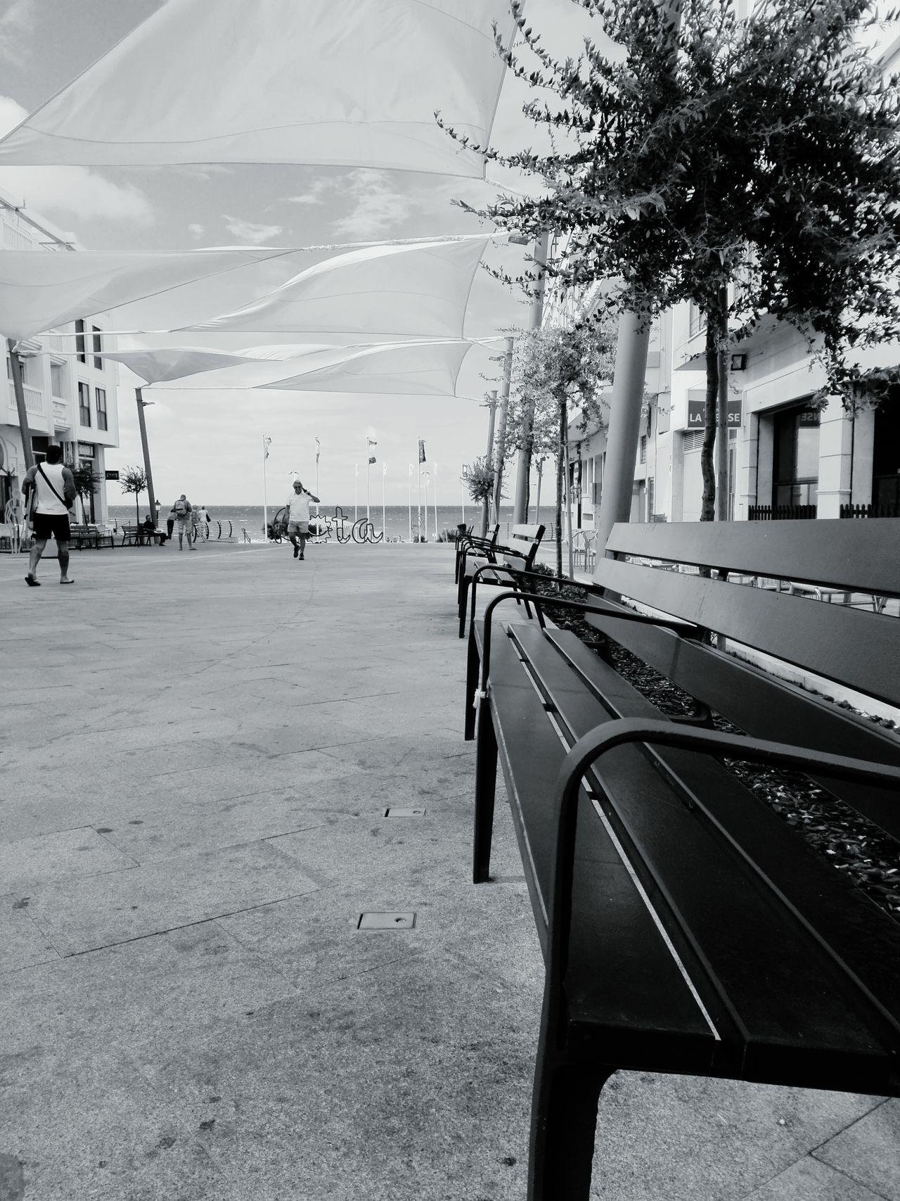 City Life Black & White Black And White Photography Beach