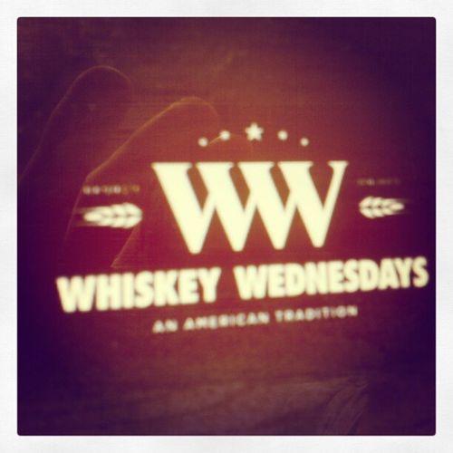 Whiskeywednesdays