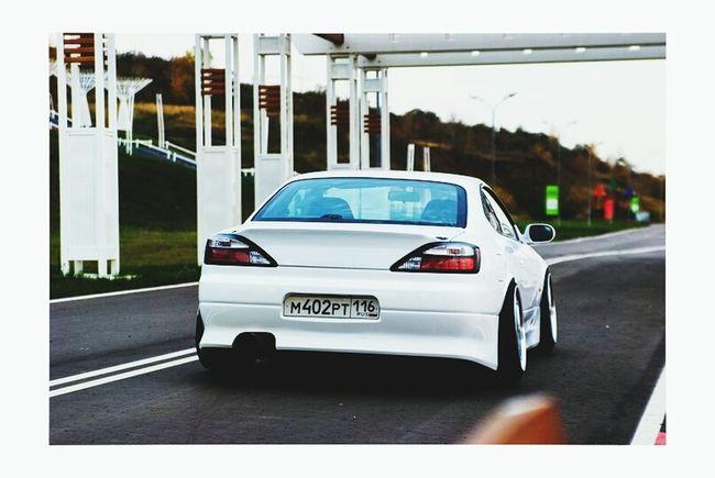 Nissan Silvia S15 Stance