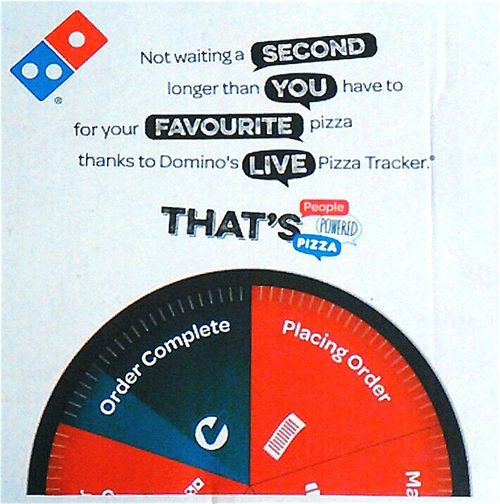 Pizza Notice Notices Dominos Sign Domino's Pizza Domino's  Dominos.com Pizza Boxes Signporn Driver Tracker People Powered Pizza Signs Advertising Signs Advertising Signs_collection SIGN. Signs & More Signs Signs, Signs, & More Signs Signstalkers Signage SIGNS. Sign, Sign, Everywhere A Sign Signboard Pizzabox Pizzaboxes Dominos Pizza Dominospizza Text Western Script
