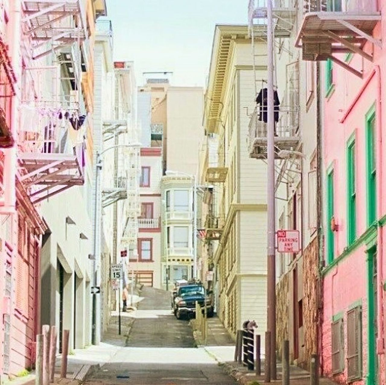 Pastel Power Buildings Cityscapes TOWNSCAPE Colorfull Colourfull Street Photography City Street Urban