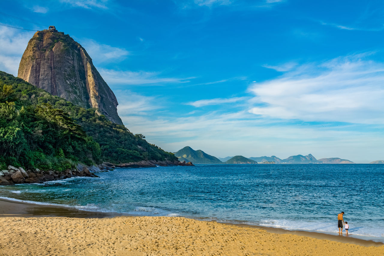 Beautiful stock photos of brasilien, Beauty In Nature, Blue, Brazil, Cloud - Sky