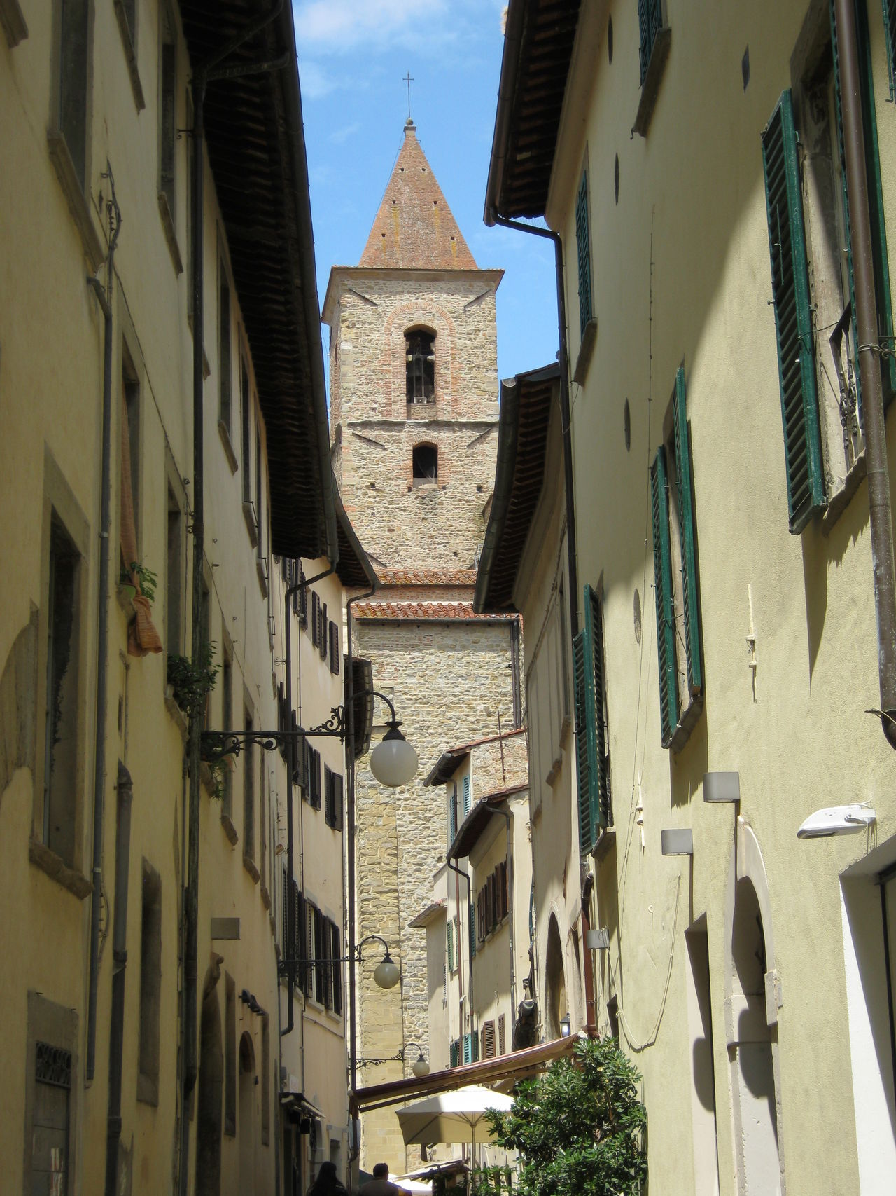 Arezzo, giugno 2011 Architecture Bell Tower Building Exterior Built Structure Day No People Outdoors Window