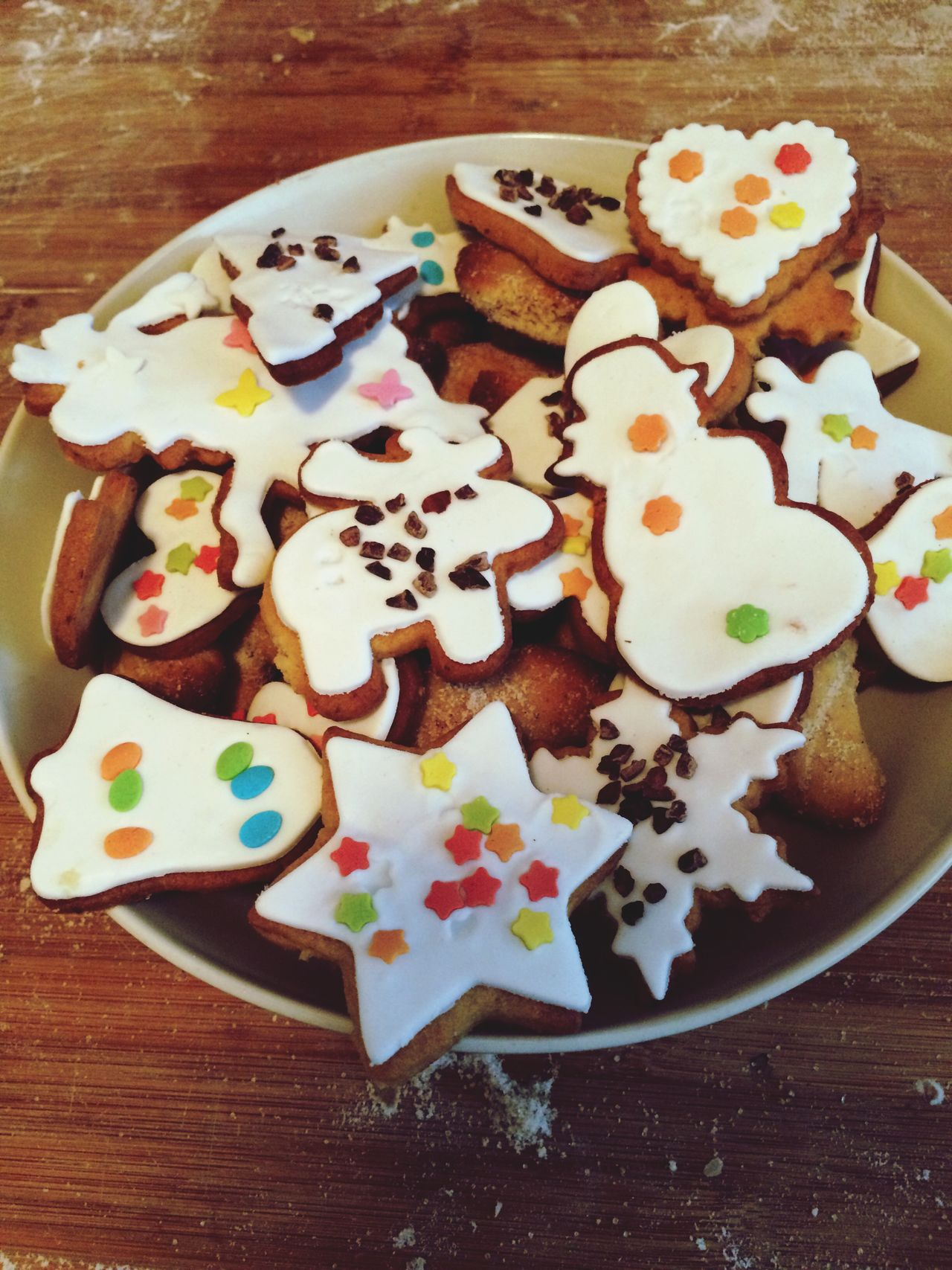 Christmas Is Coming Cookies Onemonth Christmas