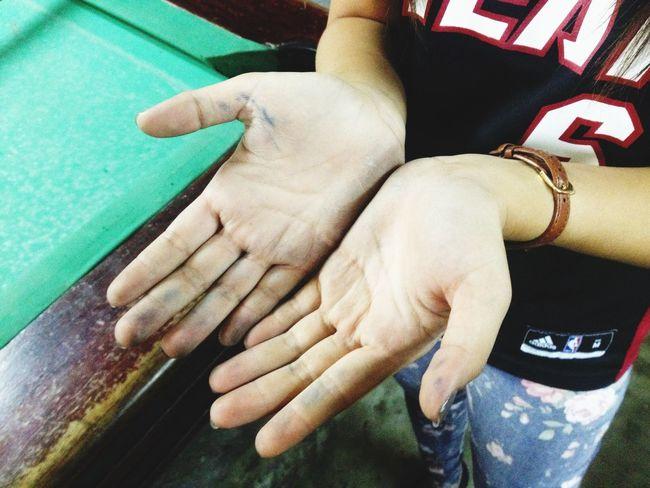 Dirtyhands Afterthegame  Billiard ?